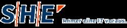 SHE Informationstechnologie AG Partner Logo