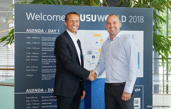IT-Automatisierung: OEM-Partnerschaft von FLOWSTER und USU